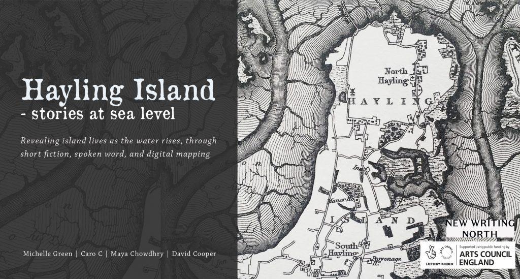 Hayling Island banner
